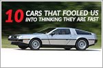 10 cars that fooled us into thinking they are fast