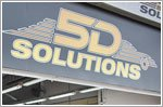5D Solutions - Paint protection for your whole car