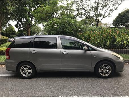 Toyota wish 3