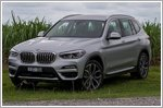Xploring the Australian Hinterlands in the BMW X3