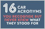 16 car acronyms you recognise but never knew what they stood for