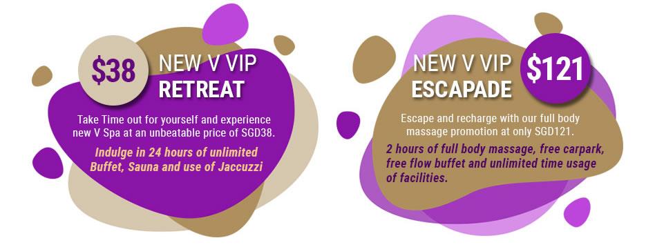 retreat and escapade