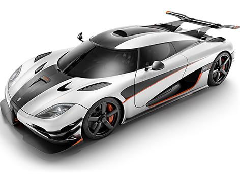Koenigsegg One side