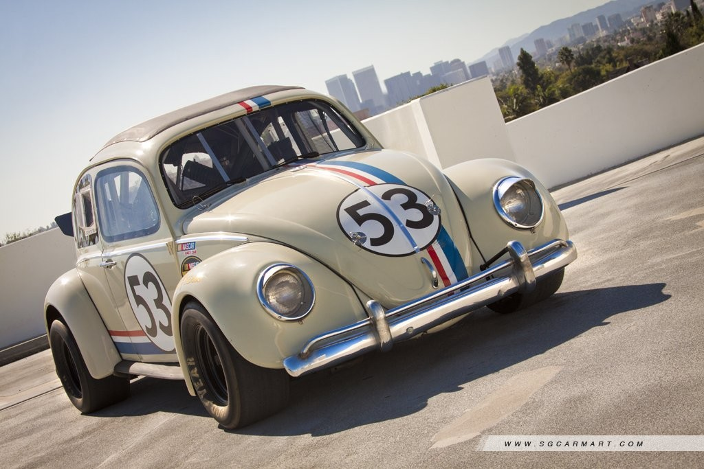 Eight Cars That Made It To Hollywood And Became Movie Stars Photo