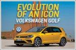Evolution of an icon - Volkswagen Golf
