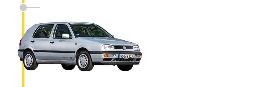 Golf Mk3 debut