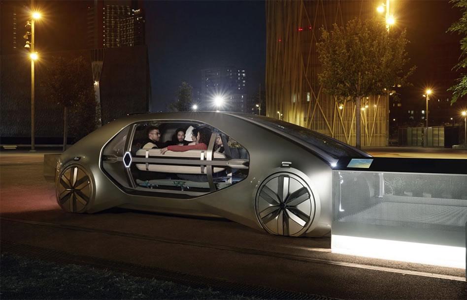 Six Concept cars