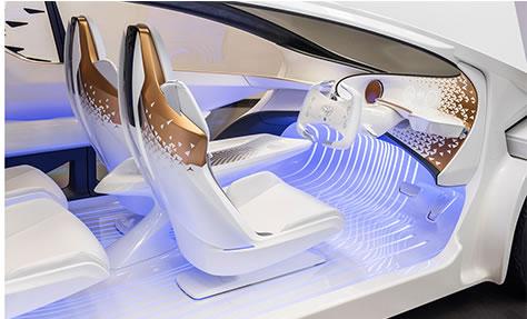 Toyota concept-i F2