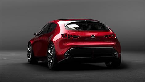 Mazda kai concept F1