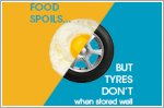 Five important things to know about your tyres