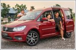 One night in JB with the Volkswagen Caddy MPV