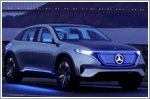 Mercedes embraces the future with the Concept EQ