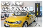 MCF joins Volkswagen to explore the Golf range