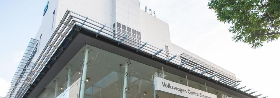 Volkswagen Centre Singapore
