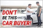 Five worst car buyers you will ever meet