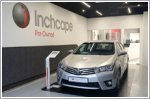 A premium experience at Inchcape Pre-owned