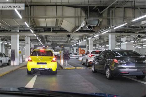 bedok mall carpark