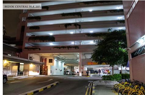 bedok mall carpark 2