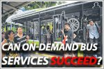 On-demand bus services - is this a recipe for success?