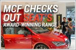 MCF checks out SEAT's award-winning range