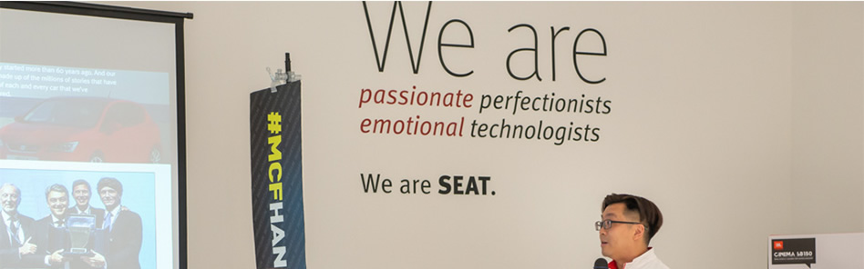 We are seat