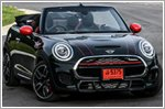 So what does it mean to drive a MINI John Cooper Works?