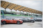 Experiencing two sides of Aston Martin in Sepang
