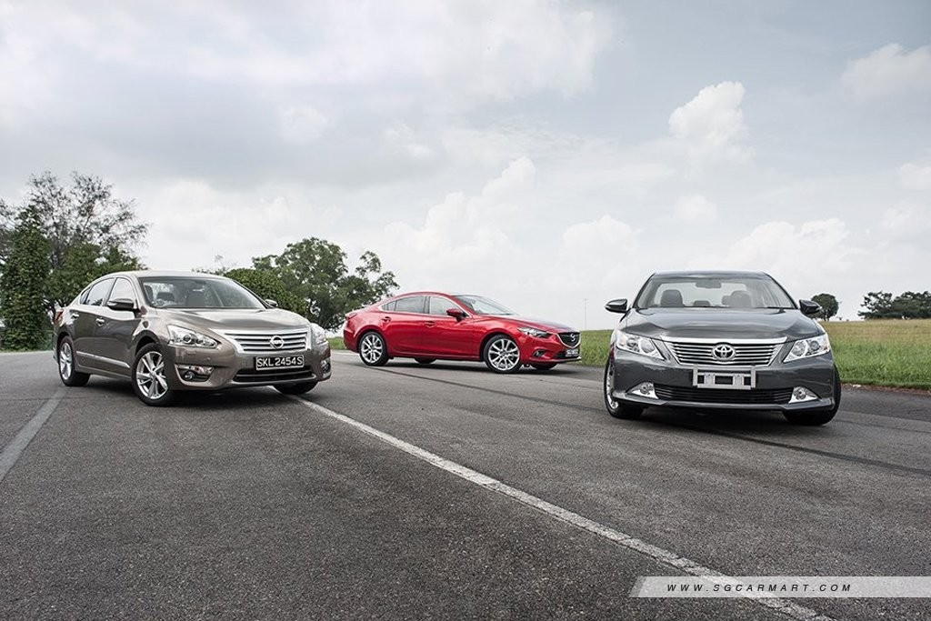 Is Nissan And Toyota Losing Their Magic In Singapore