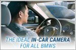 The ideal in-car camera for all BMWs