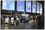 Embracing the technology of the future at the Los Angeles Motor Show