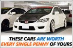 High depreciation cars that are totally worth spending for