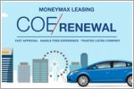 Hassle-free COE renewal with MoneyMax Leasing