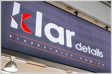 The perfect car shine with Klar Details