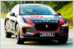 Jaguar I-PACE: From Singapore to KL on a single charge