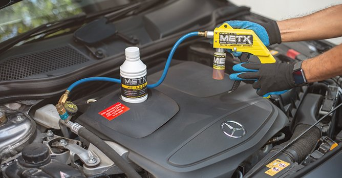 METX: Improving your car's engine efficiency and performance
