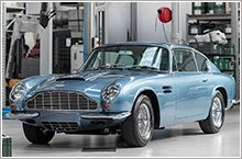 Aston Martin Works: Pure heart in heritage
