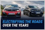 The BMW i3: Electrifying the roads over the years