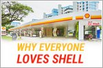 Why everyone loves Shell petrol stations