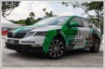 The Skoda Octavia is a family sedan that covers all grounds