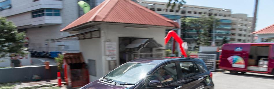 Car Entry