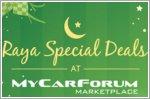Hari Raya 2019 promotions for car lovers