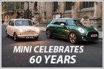 Celebrating 60 years of MINI