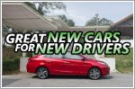 These cheap and easy to drive cars are perfect for new drivers