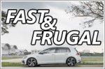 Fast cars you can buy in Singapore with good fuel consumption