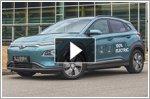 Kona EV charges Hyundai's electrification