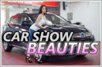 Car show girls: Unsung heroines of car shows