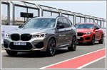 We take two BMW M SUVs to the track