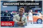 Take a walk through the 2020 Singapore Motor Show to see some of the latest cars