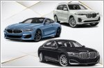 These BMWs offer luxurious driving pleasure