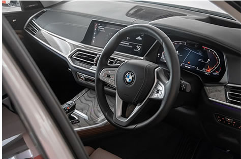 BMW X7 2